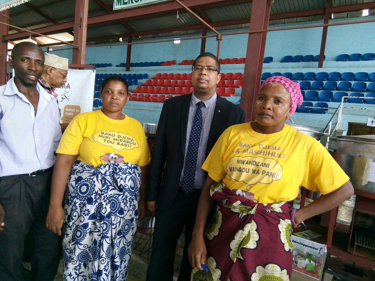 Les 6 programmes de l'ONG USHABABI WA MESO INTERNATIONAL (UWMI) et de ses filiales notamment aux Comores