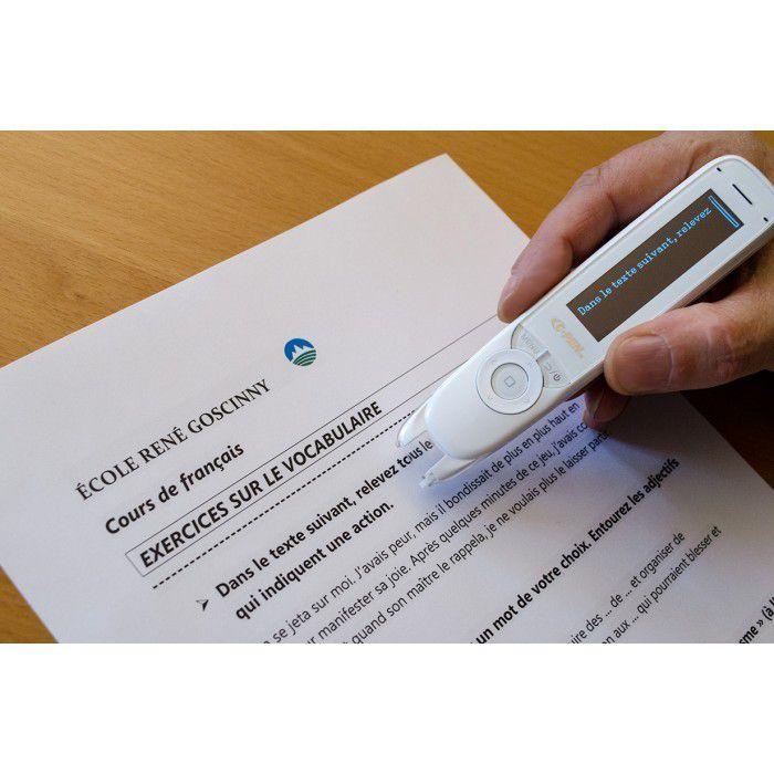 Reader Pen  stylo lecteur et scanneur (dyslexie)