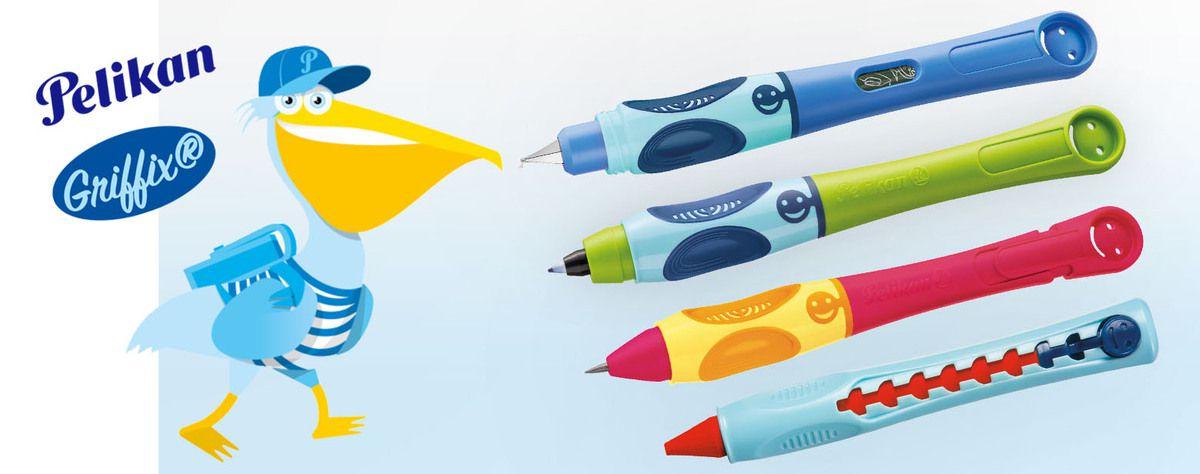 Les stylos et Crayons Ergonomiques Pelikan sont arrivés !!!!