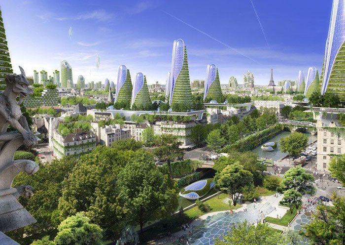 Madrid:ville du futur