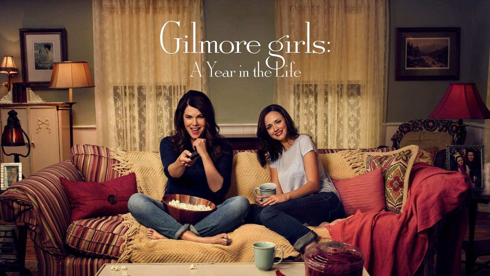 Ma série de quarantaine: Gilmore girls