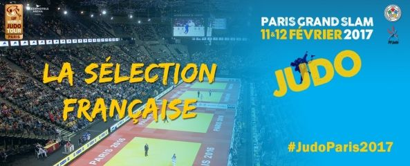 Grand Slam Paris judo