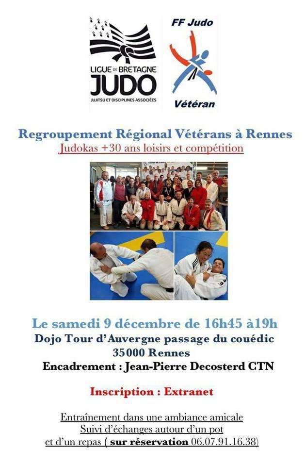 Regroupement Régional Vétérans - Rennes