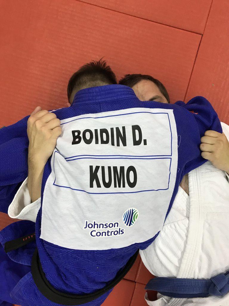 """Suivez sur Judo TV David Boidin et les """"anciens"""" du club aux championnats de France 1ère division"""