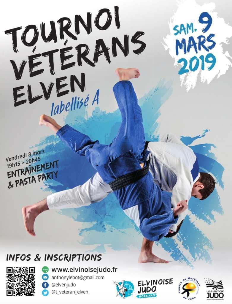 7ème Tournoi Vétérans de l'Elvinoise (Label A)