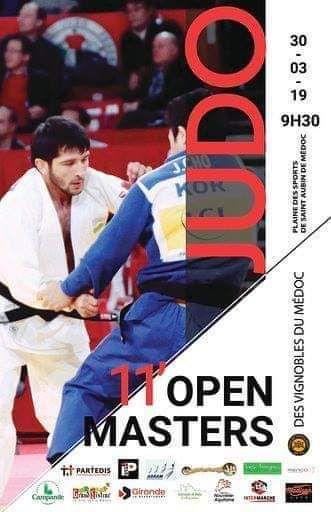 11ème Master Judo des Vignobles du Médoc (Label Excellence)