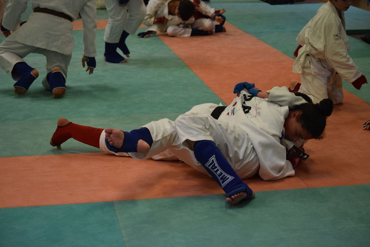 10 titres de champions du Finistère en Jujitsu combat