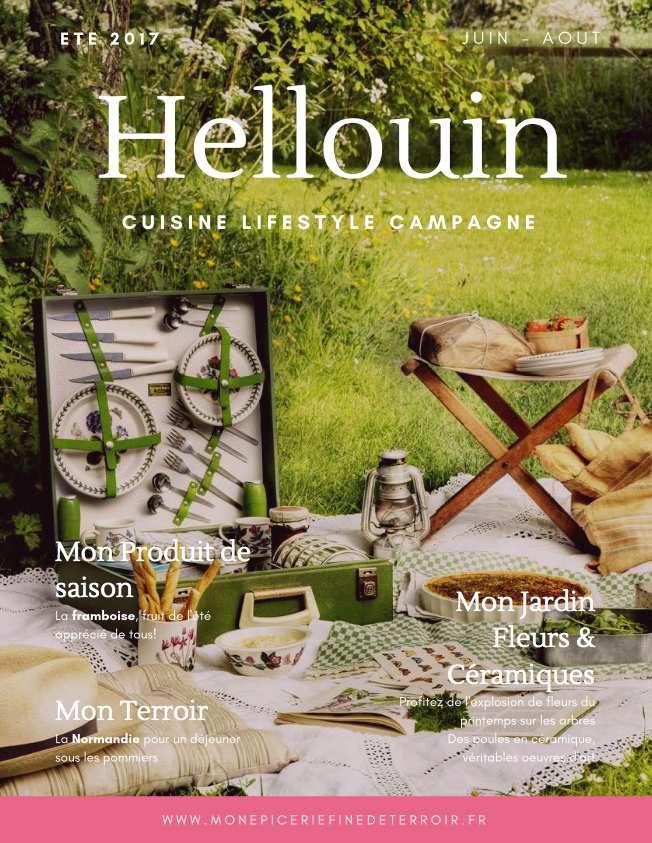 Hellouin Magazine