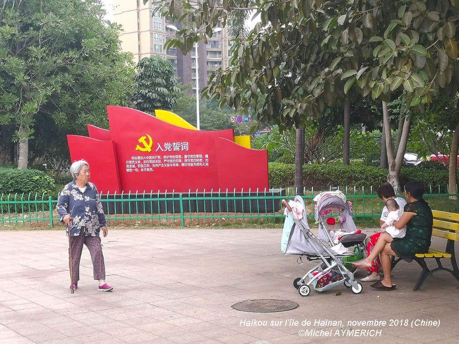 Article 6 des statuts du Parti communiste chinois