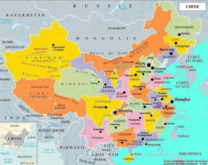 Province chinoise du Xinjiang: l'islamisme,  encore une fois instrumentalisé contre le PCC, le progrès social, économique et politique...