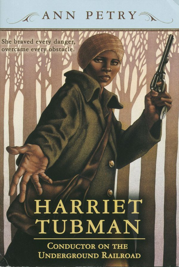 Harriet Ross Tubman (1821-1913)