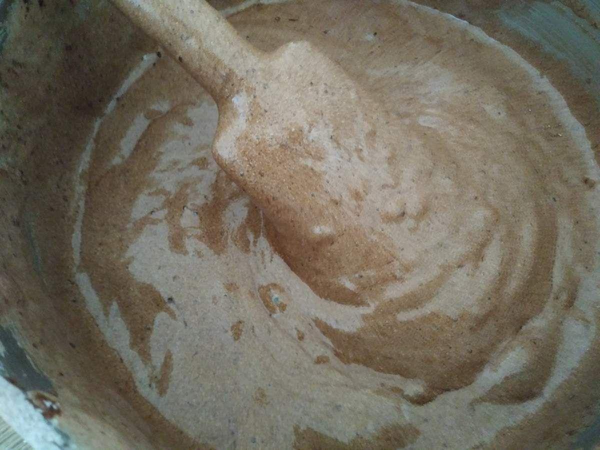 Génoise au chocolat