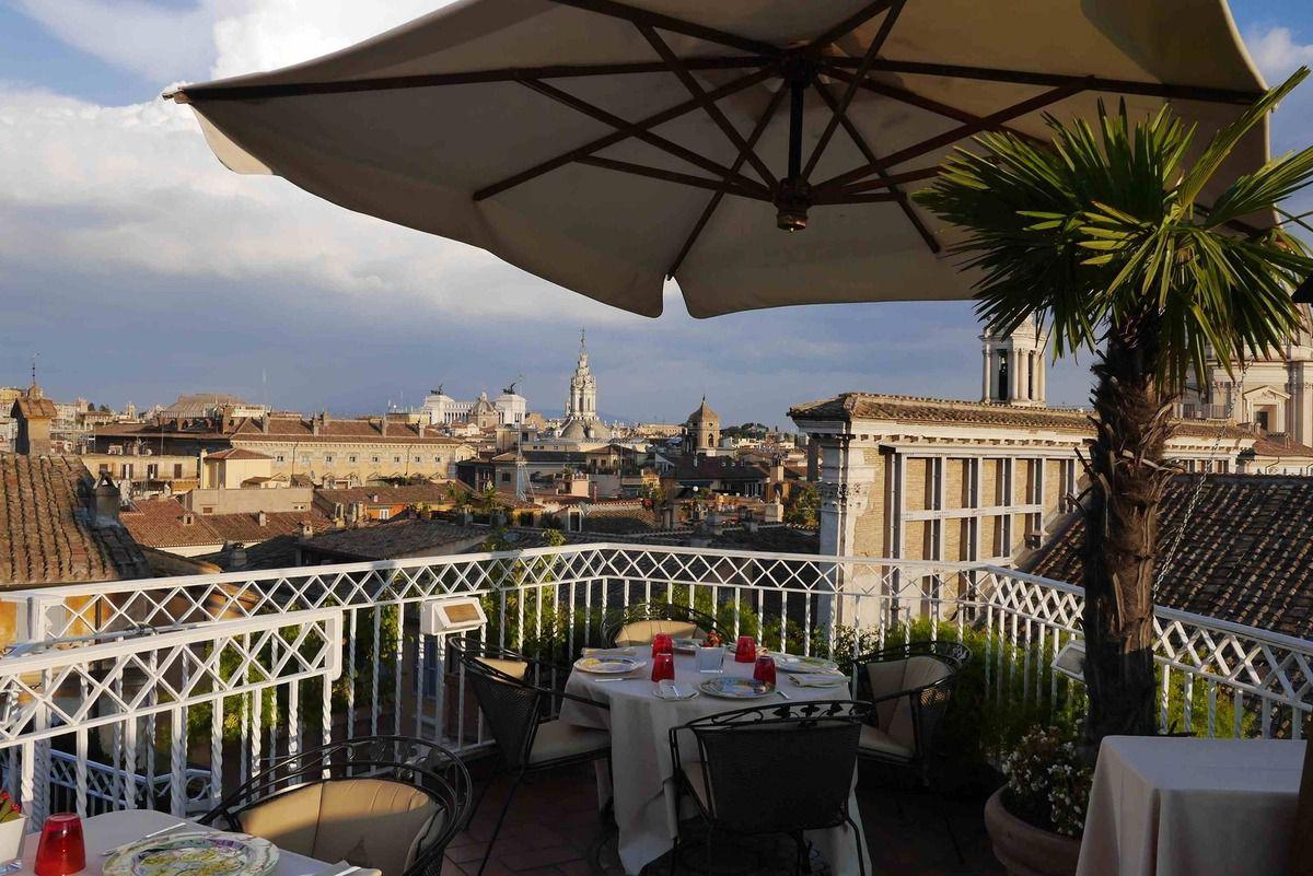 Hôtel Raphaël Rome