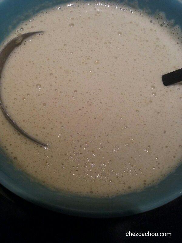Pâte à crêpes facile