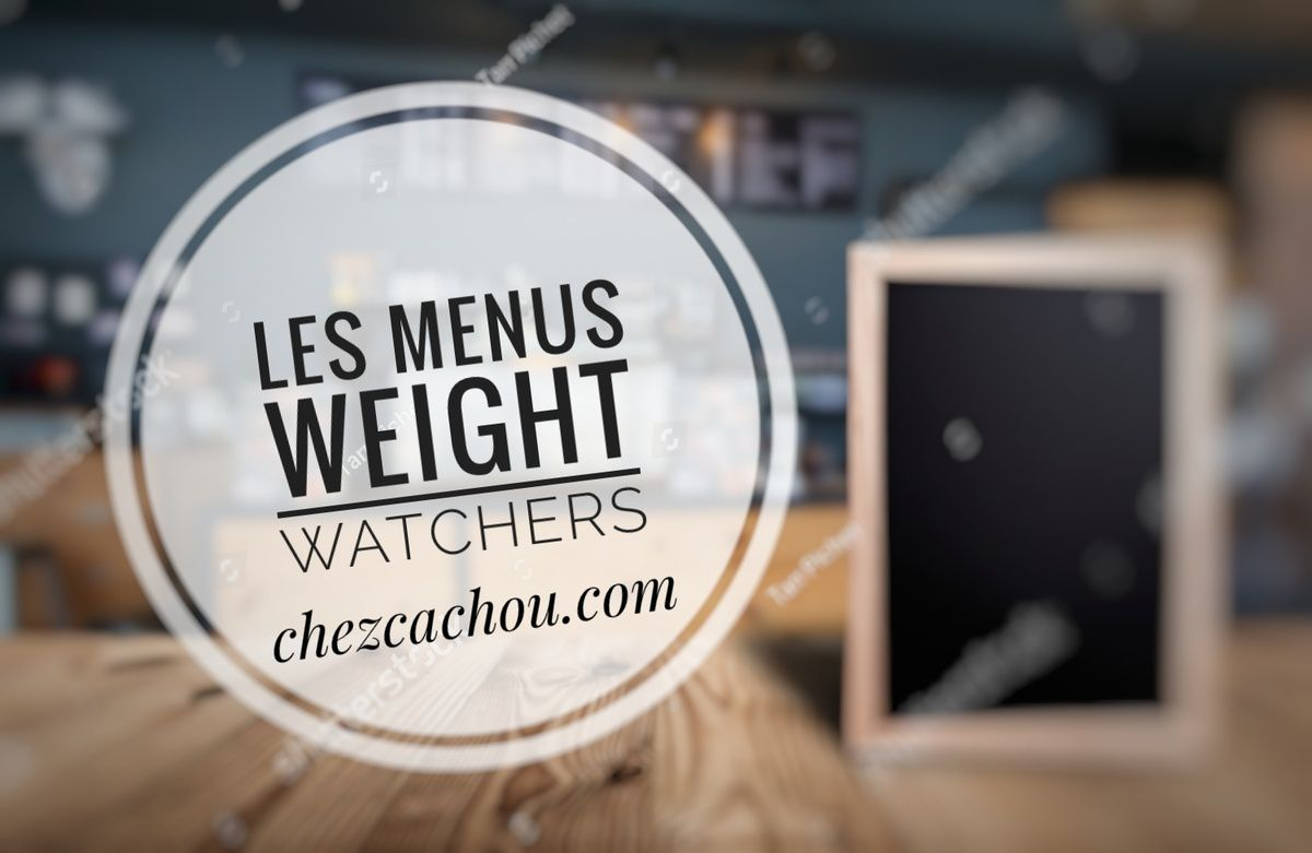 id es menus petit d jeuner weight watchers chezcachou. Black Bedroom Furniture Sets. Home Design Ideas