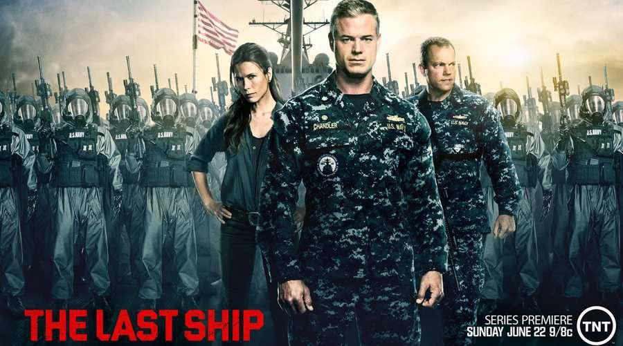 The Last Ship Saison 1