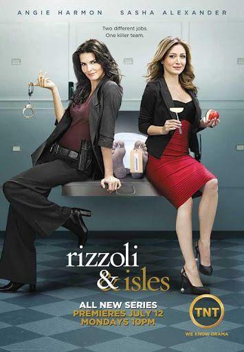 Rizzoli & Isles Saison 1