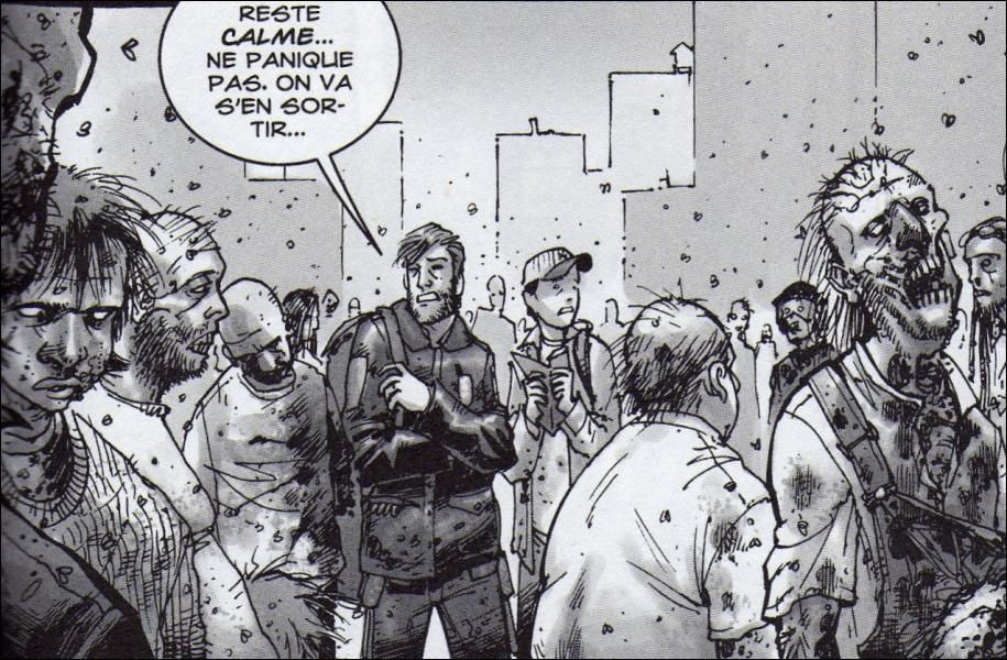 The Walking Dead Tome 1