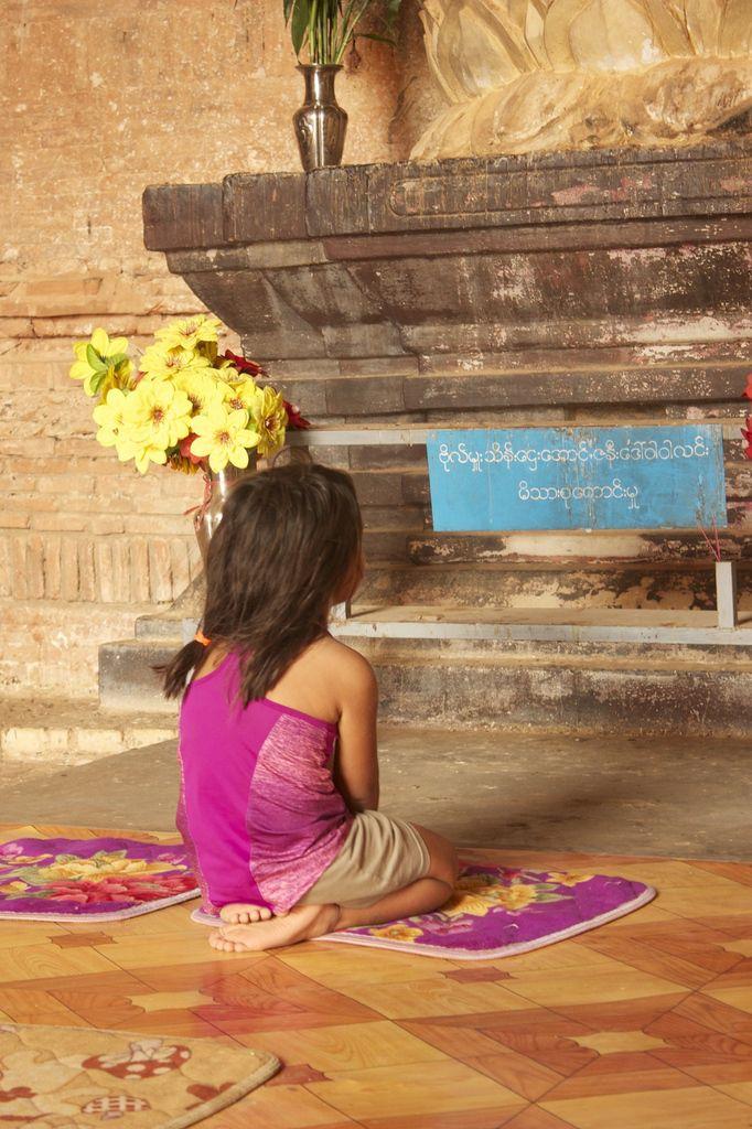 Direction le MYANMAR - (BIRMANIE) ... ENFIN NOUS VOILA !