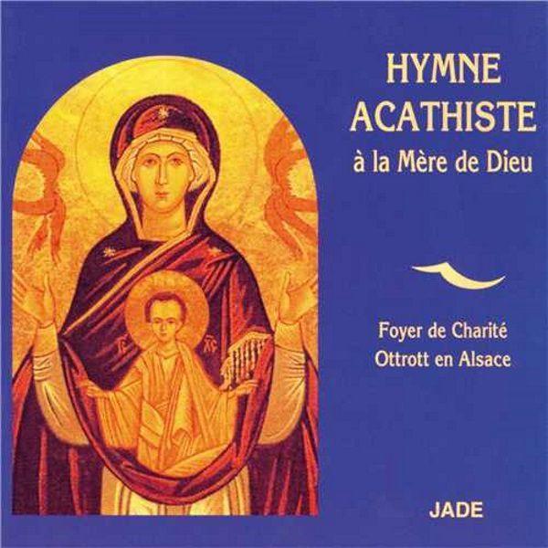 Aperçu de l'Hymne Acathiste à la Mère de Dieu, Foyer de Charité Ottrott en Alsace