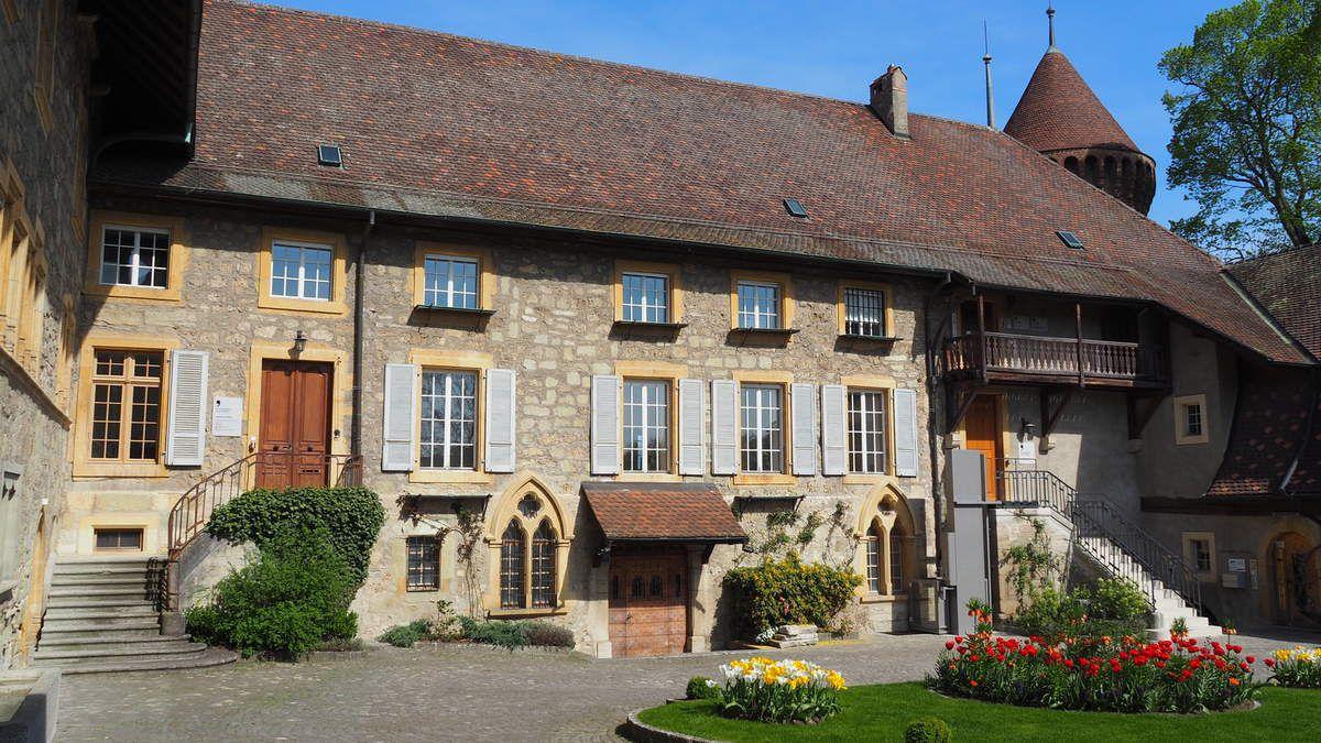 Le Château de Chenaux