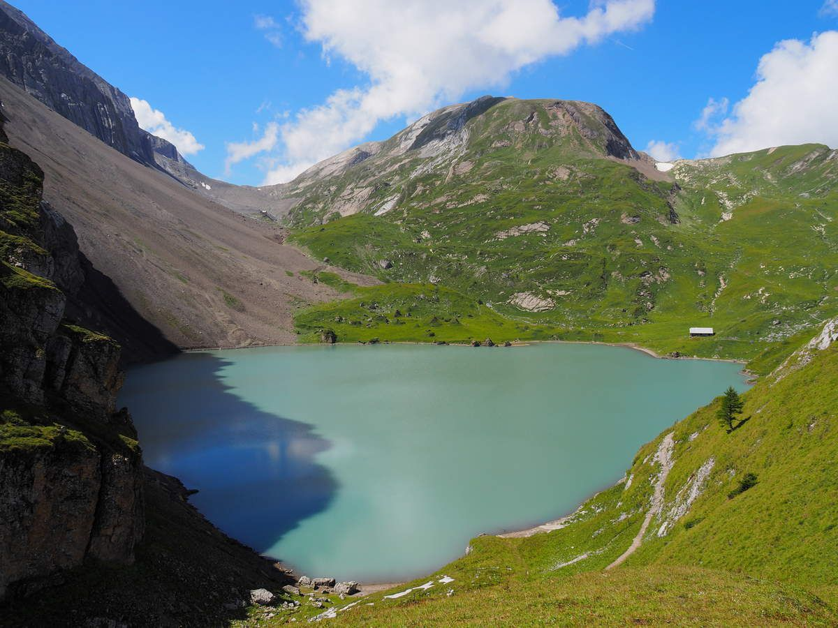 Iffigsee (lac d'Iffig)