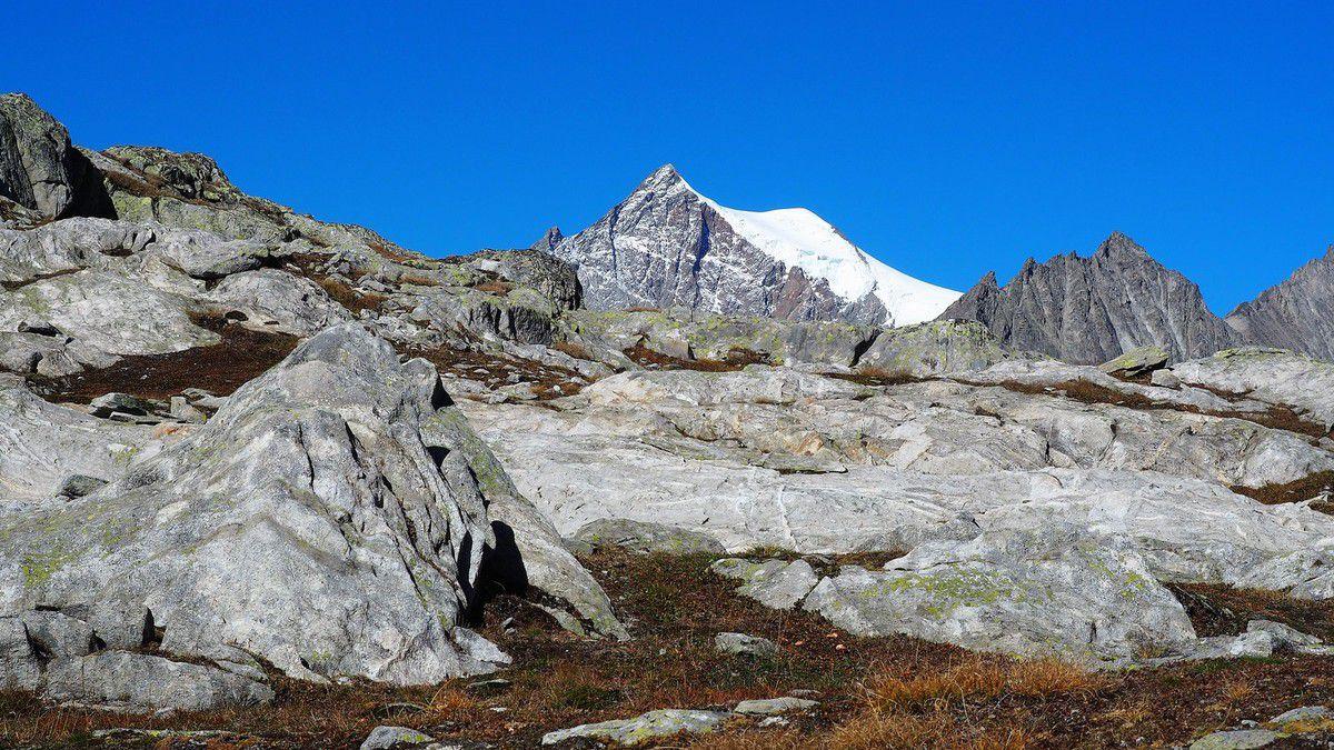 Aletschhorn (4195m)