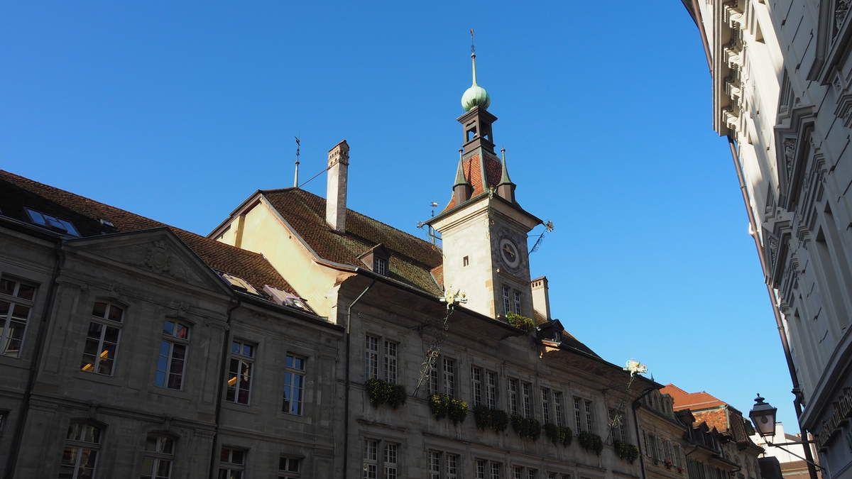 VD: Lausanne