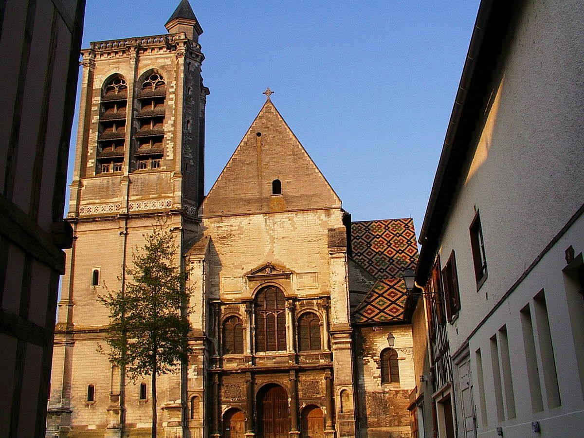 Troyes, France, Aube