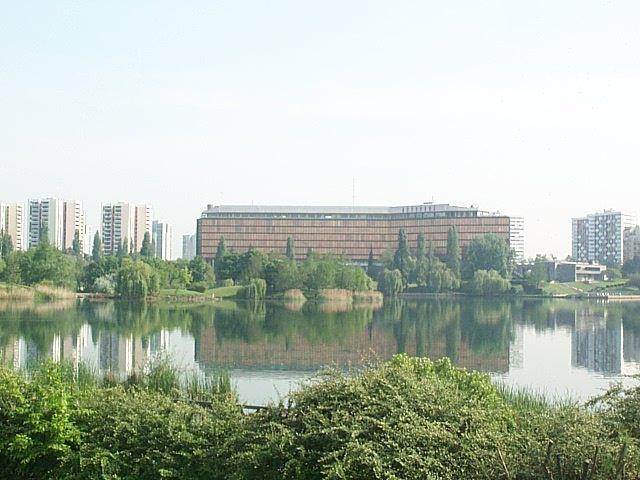 Le siège du Conseil départemental 94