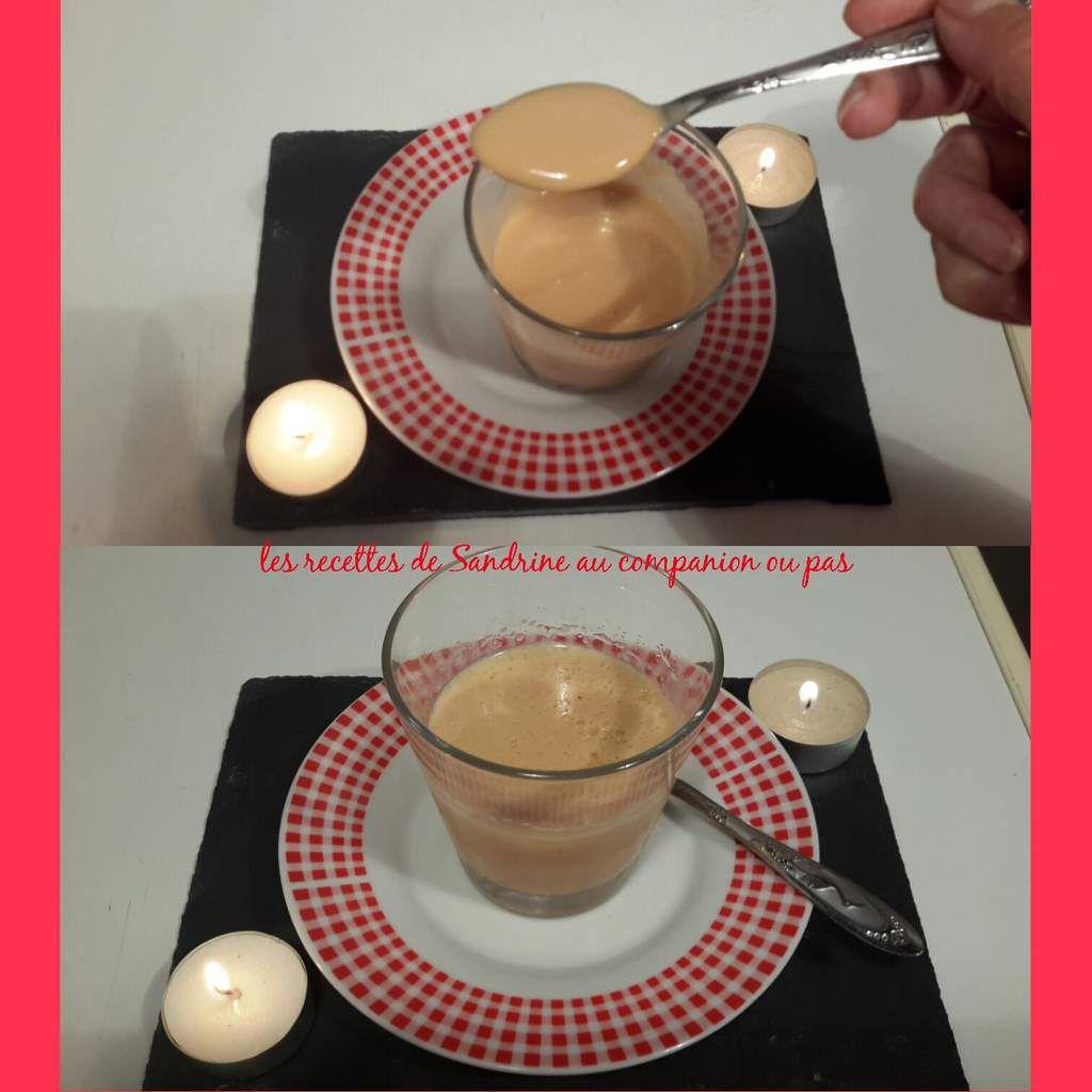 Crème caramel au companion ou autres robots thermomix, i cook'in ou sans