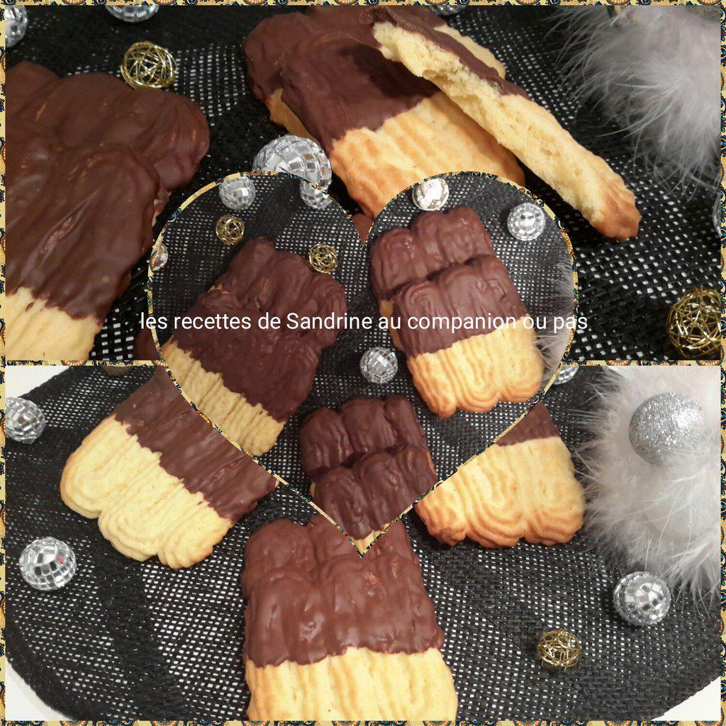Sprits chocolat