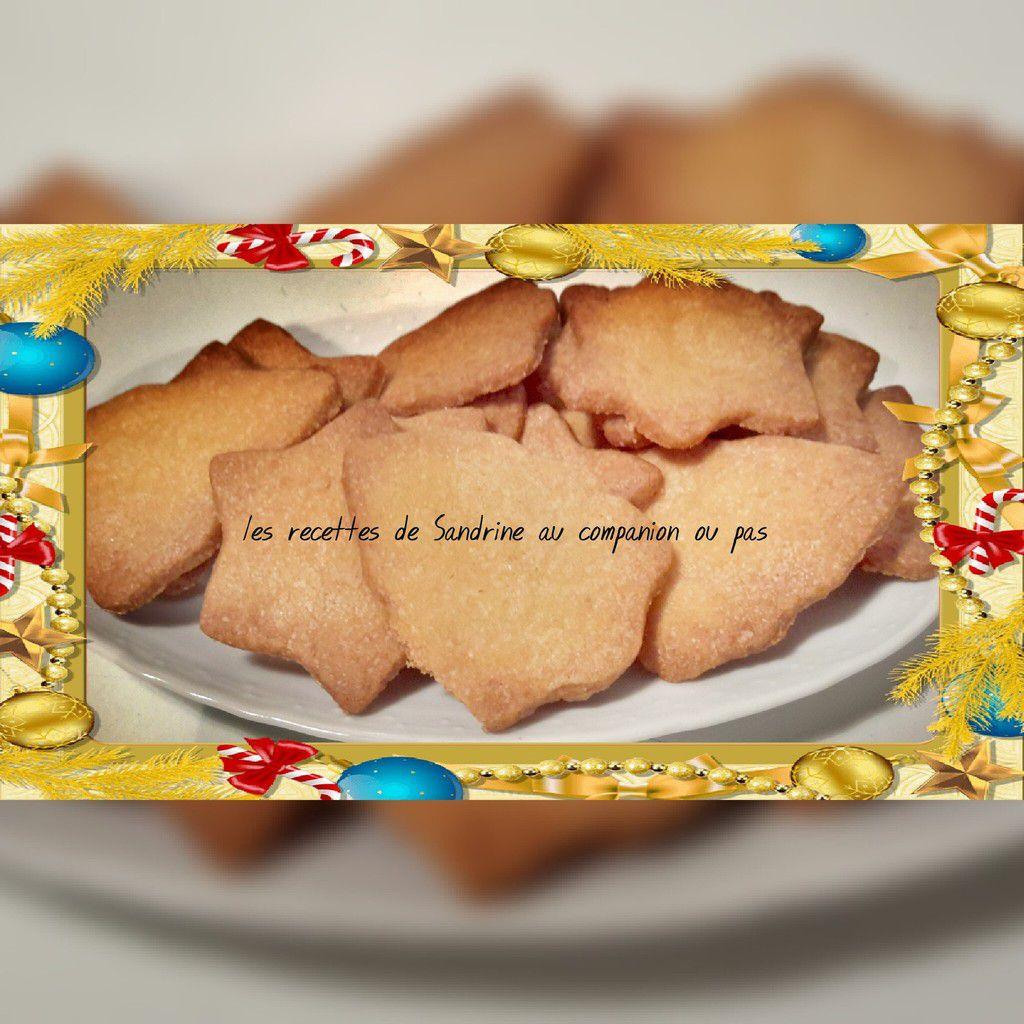 Biscuit vanille