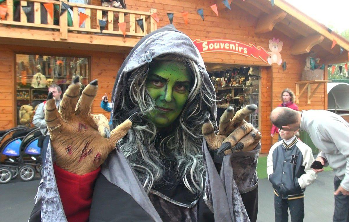 Halloween 2016 au Parc Saint Paul