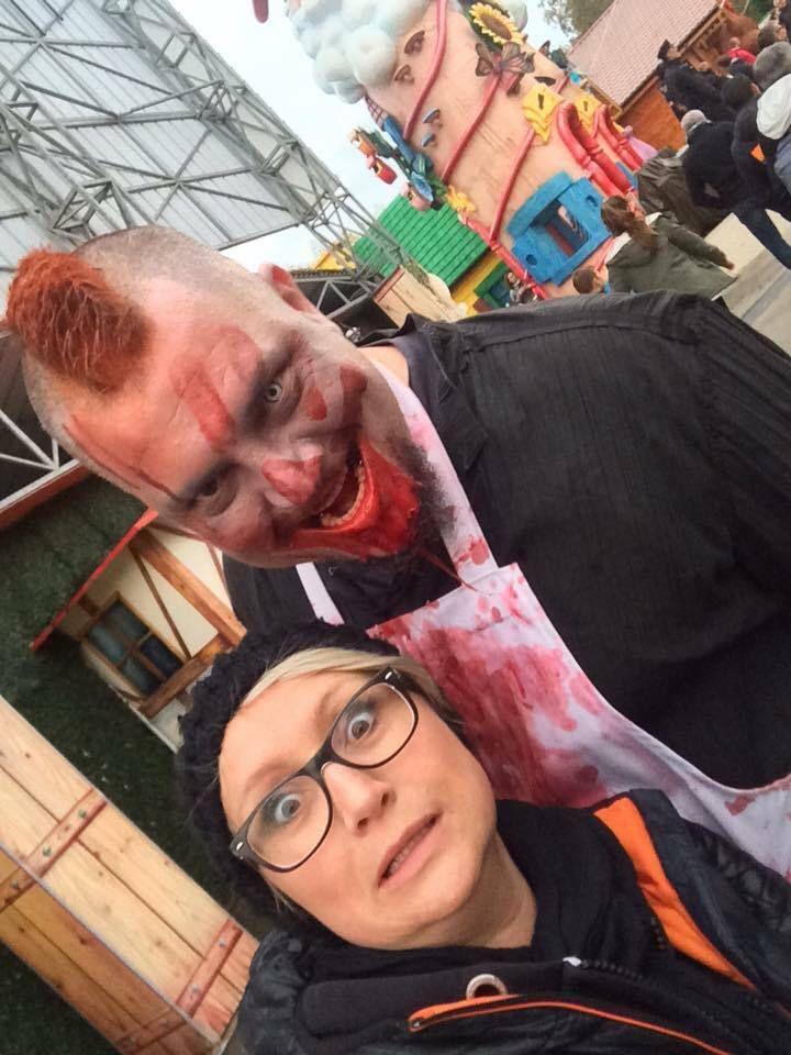 Halloween au Parc Saint Paul acte 3
