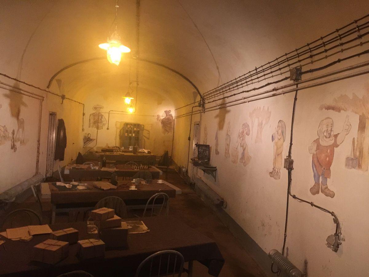 L'ouvrage du Simserhof, fort de la Ligne Maginot