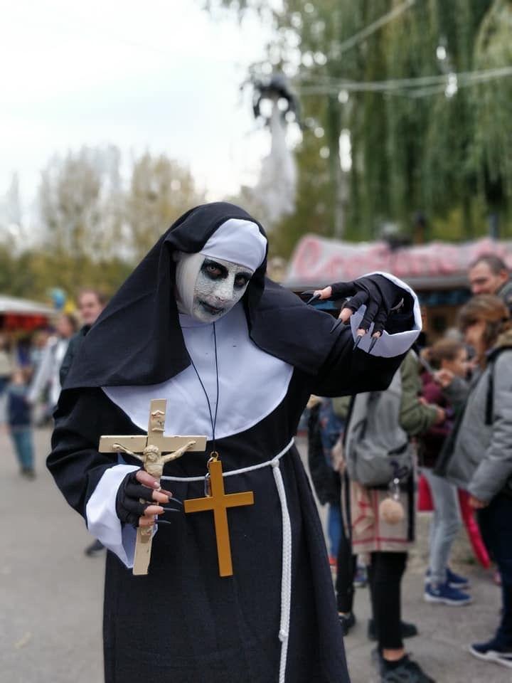 Halloween au Parc Saint Paul Acte IV