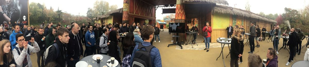 Fan Day Halloween Walibi