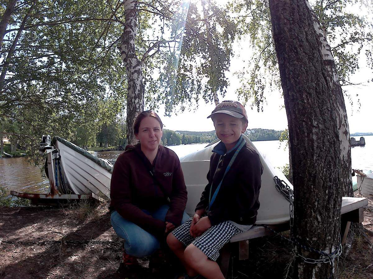 Road trip Finlandais