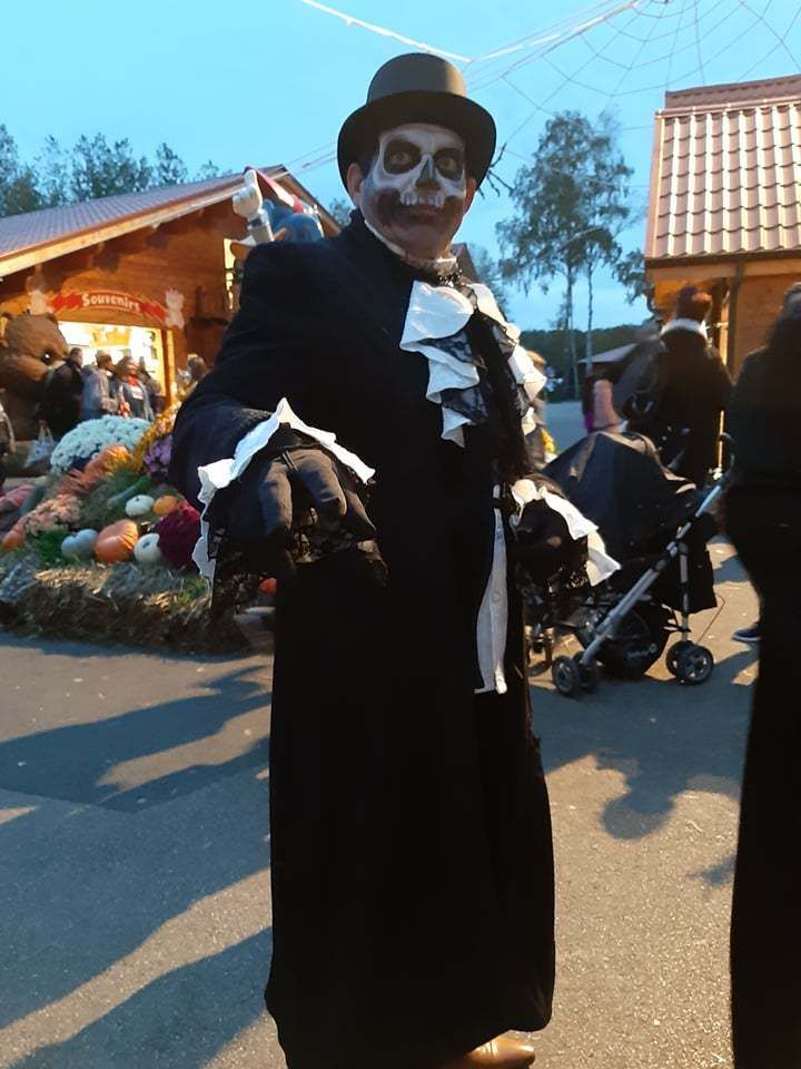 Halloween au PSP -Acte V-