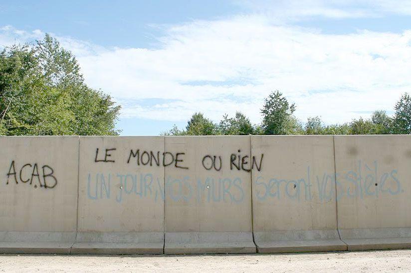 Murs de Bure