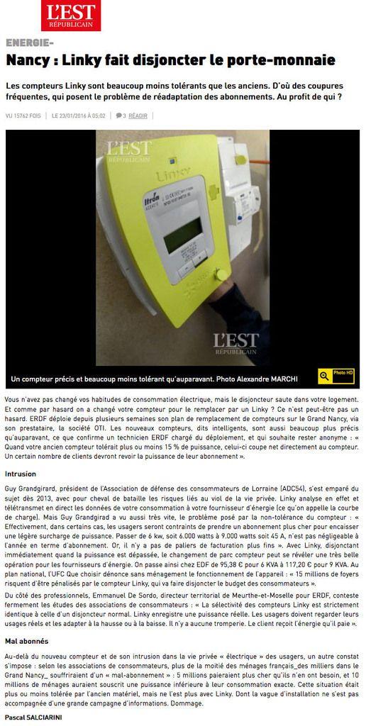 #StopLinky5gLoire #SaintEtienne #linky