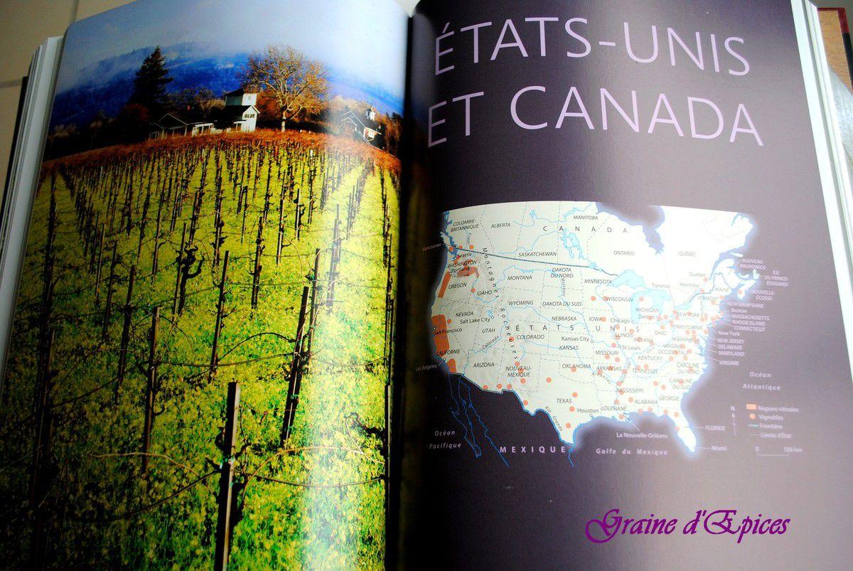 Lecture gourmande : Le Grand Larousse du Vin