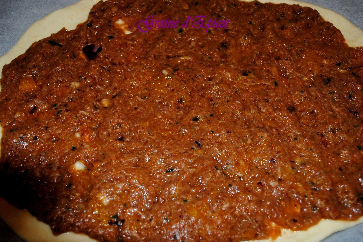 Lahmacun Turques