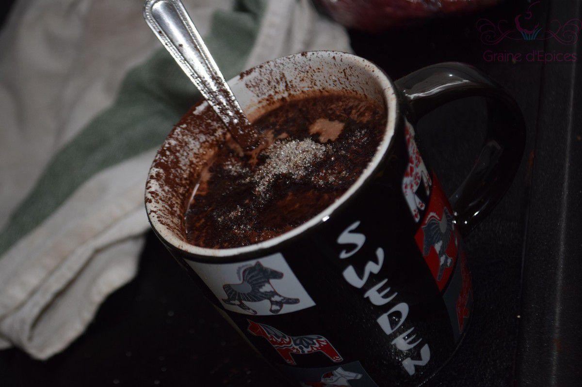 Varm Sjokolade (Chocolat chaud Norvégien)