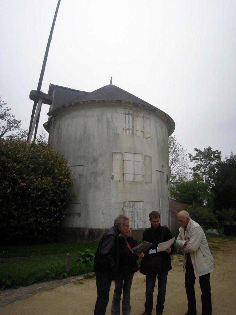 21 mai 2016 : au salon de l'histoire locale à Lorient.