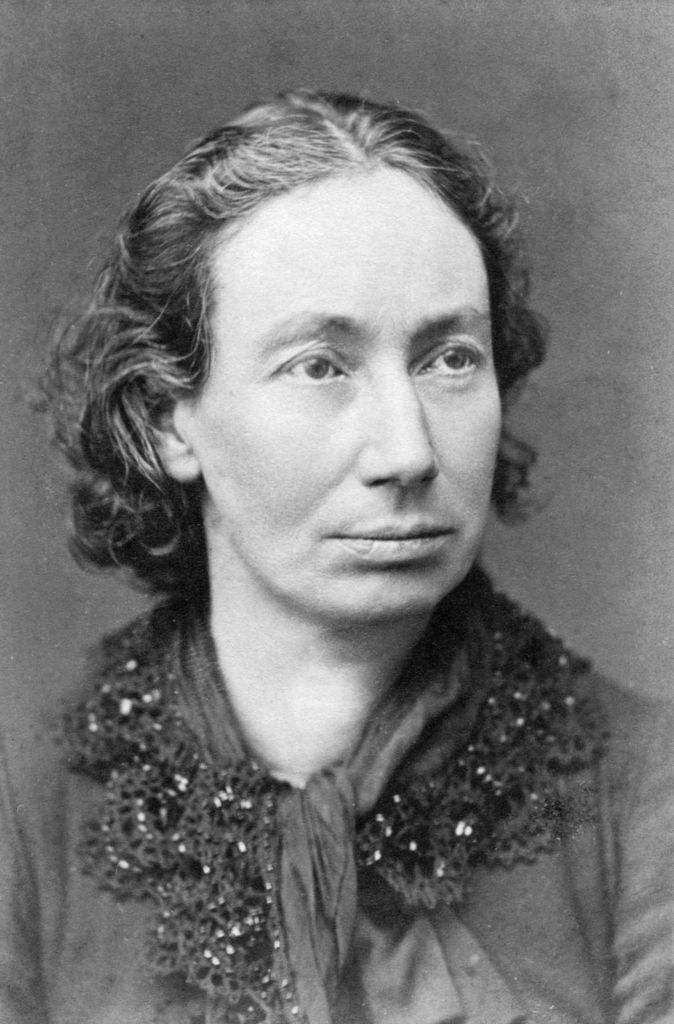 Par Inconnu — File:Louise Michel2.jpg, Domaine public, https://commons.wikimedia.org/w/index.php?curid=31175593
