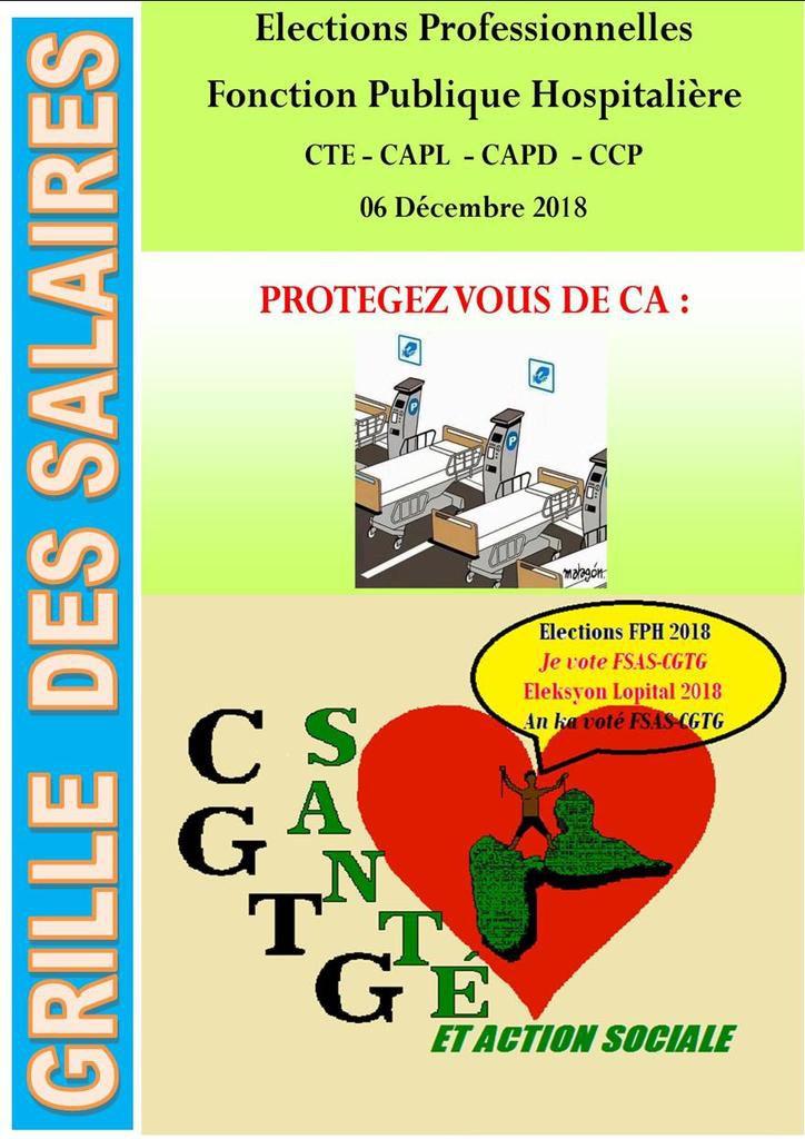 Fonction Publique Hospitaliere La Grille Complete Des Salaires Et