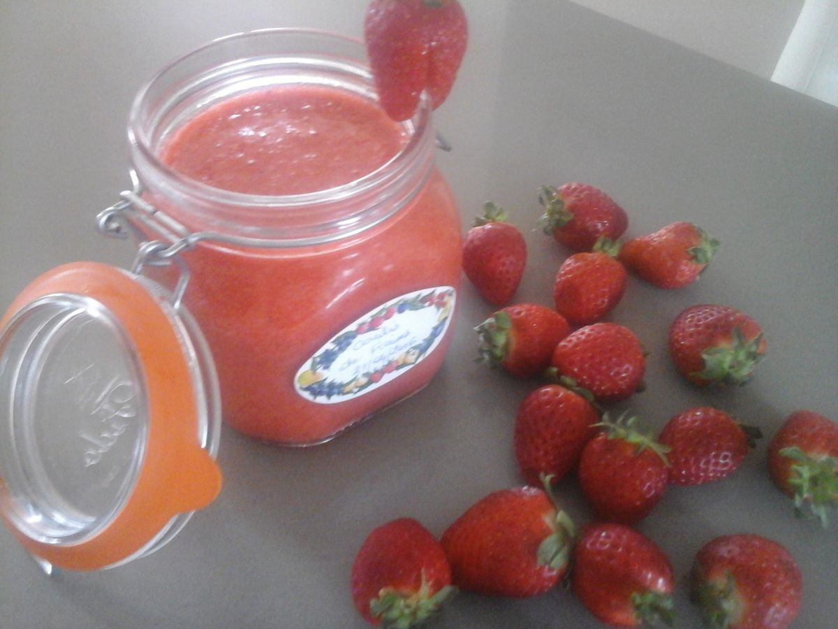 Variations autour de la fraise