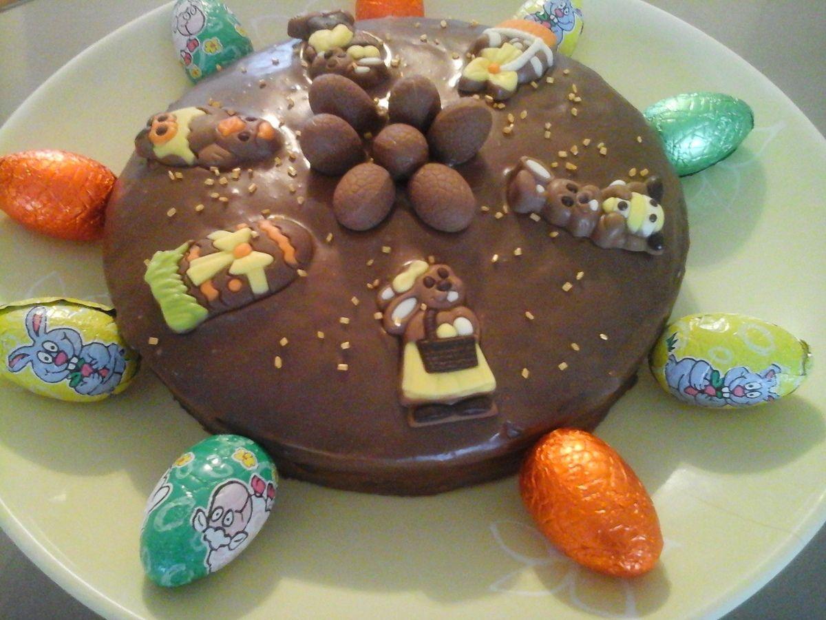 Douceurs chocolatées pour Pâques